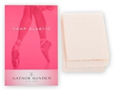 Pointe Shoe Vamp Elastic