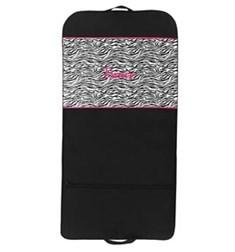 Zebra Dance Costume Garment Bag