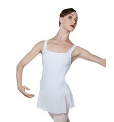 Womens Skirted Tank Ballet Leotard ZIRA