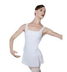 Womens Skirted Tank Ballet Leotard ZIRA