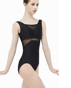 Adult V Neck Leotard MIRAM