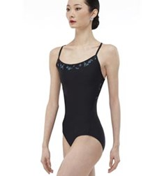 Womens Camisole Dance Leotard SATIN